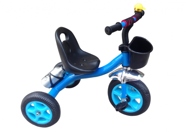 xe 3 bánh bình nước -xanh dương