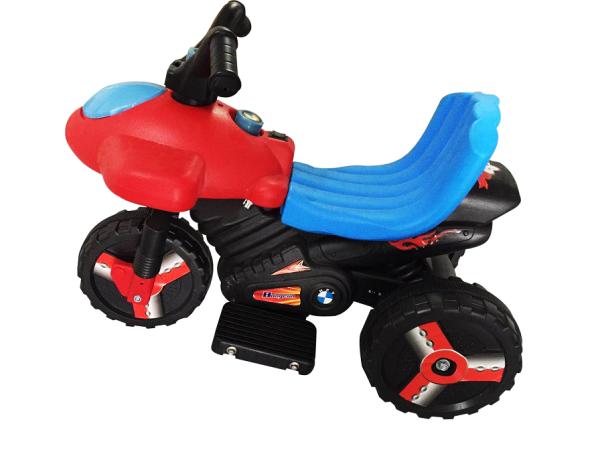 xe máy điện trẻ em đầu máy bay 2