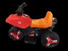 xe máy điện trẻ em đầu tên lửa